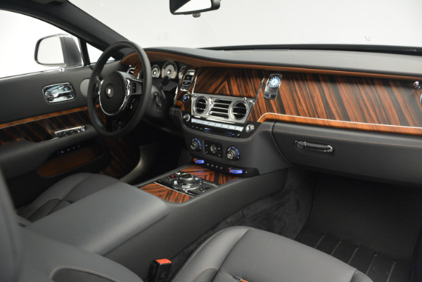 Used 2015 Rolls-Royce Wraith for sale Sold at Bentley Greenwich in Greenwich CT 06830 26
