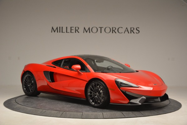 Used 2017 McLaren 570GT Coupe for sale Sold at Bentley Greenwich in Greenwich CT 06830 10