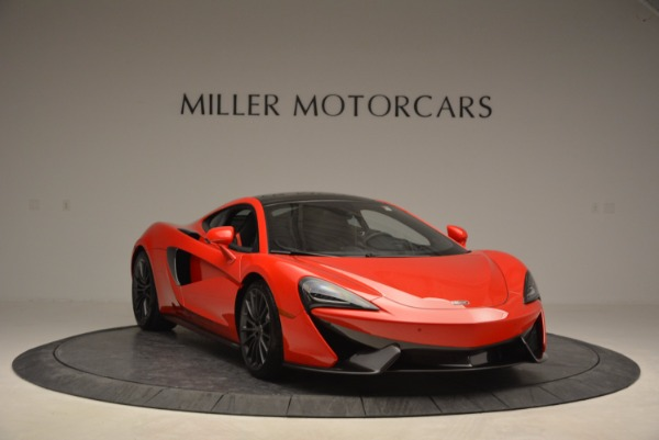 Used 2017 McLaren 570GT Coupe for sale Sold at Bentley Greenwich in Greenwich CT 06830 11
