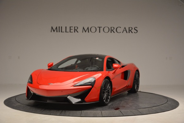 Used 2017 McLaren 570GT Coupe for sale Sold at Bentley Greenwich in Greenwich CT 06830 2