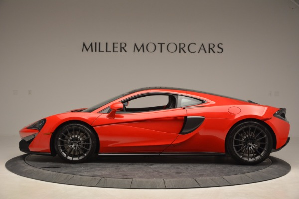 Used 2017 McLaren 570GT Coupe for sale Sold at Bentley Greenwich in Greenwich CT 06830 3