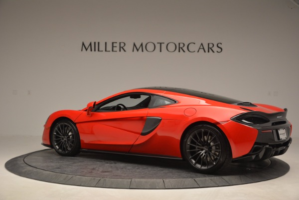 Used 2017 McLaren 570GT Coupe for sale Sold at Bentley Greenwich in Greenwich CT 06830 4