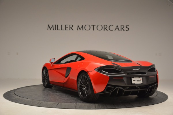 Used 2017 McLaren 570GT Coupe for sale Sold at Bentley Greenwich in Greenwich CT 06830 5