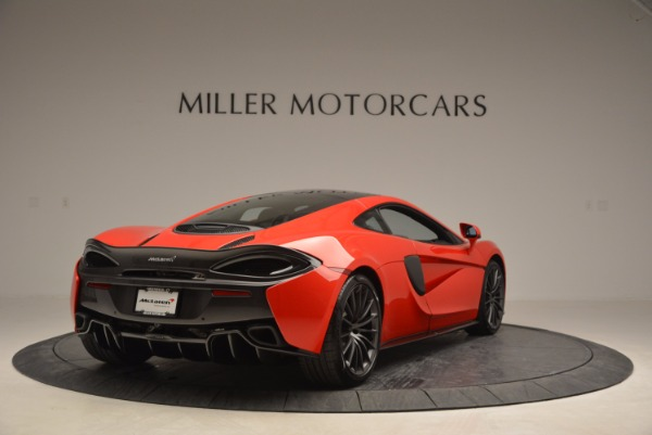 Used 2017 McLaren 570GT Coupe for sale Sold at Bentley Greenwich in Greenwich CT 06830 7