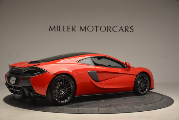 Used 2017 McLaren 570GT Coupe for sale Sold at Bentley Greenwich in Greenwich CT 06830 8