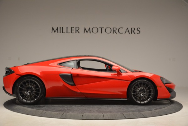 Used 2017 McLaren 570GT Coupe for sale Sold at Bentley Greenwich in Greenwich CT 06830 9