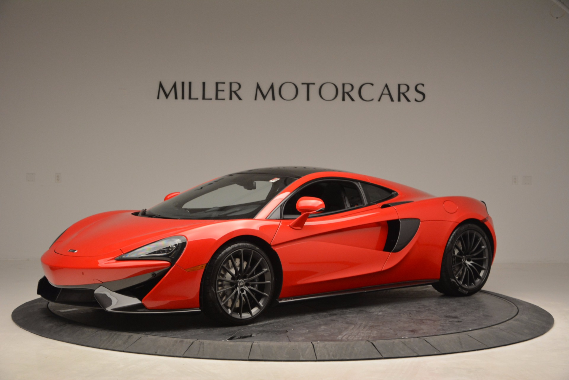 Used 2017 McLaren 570GT Coupe for sale Sold at Bentley Greenwich in Greenwich CT 06830 1