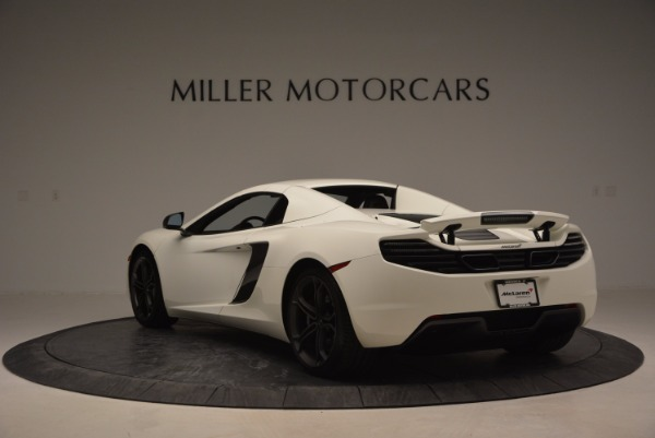 Used 2014 McLaren MP4-12C Spider for sale Sold at Bentley Greenwich in Greenwich CT 06830 16