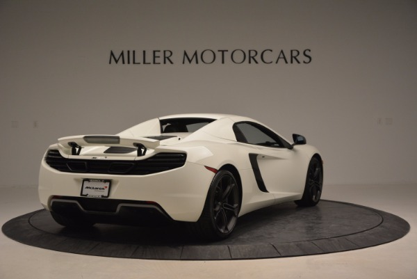 Used 2014 McLaren MP4-12C Spider for sale Sold at Bentley Greenwich in Greenwich CT 06830 18