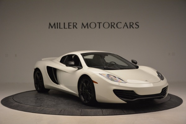 Used 2014 McLaren MP4-12C Spider for sale Sold at Bentley Greenwich in Greenwich CT 06830 20
