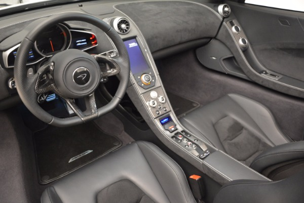 Used 2014 McLaren MP4-12C Spider for sale Sold at Bentley Greenwich in Greenwich CT 06830 26
