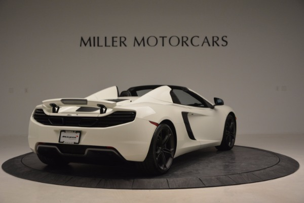Used 2014 McLaren MP4-12C Spider for sale Sold at Bentley Greenwich in Greenwich CT 06830 7