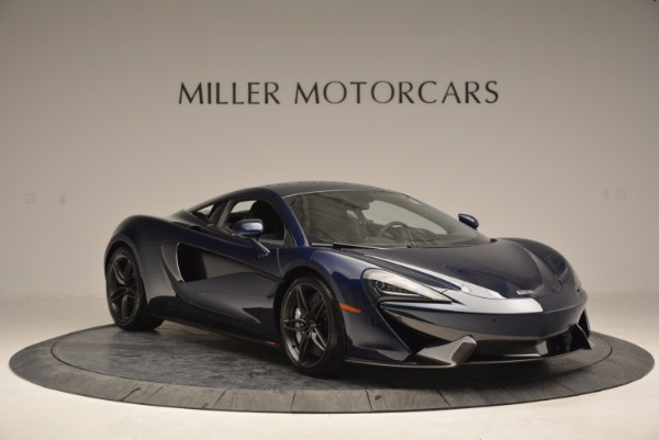 Used 2017 McLaren 570S for sale Sold at Bentley Greenwich in Greenwich CT 06830 11