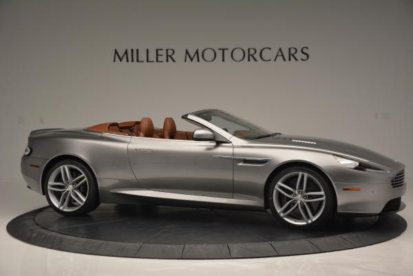 New 2016 Aston Martin DB9 GT Volante for sale Sold at Bentley Greenwich in Greenwich CT 06830 10