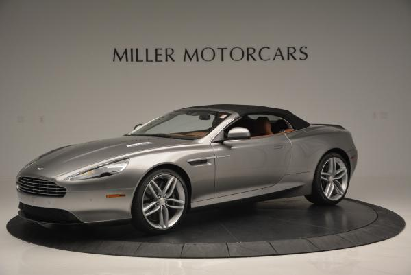 New 2016 Aston Martin DB9 GT Volante for sale Sold at Bentley Greenwich in Greenwich CT 06830 14