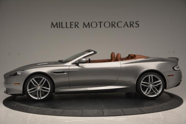 New 2016 Aston Martin DB9 GT Volante for sale Sold at Bentley Greenwich in Greenwich CT 06830 2