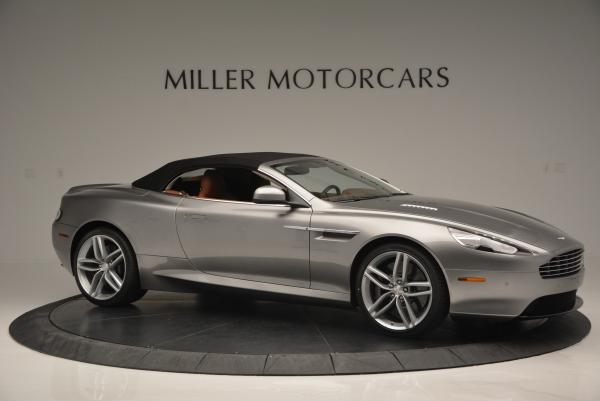 New 2016 Aston Martin DB9 GT Volante for sale Sold at Bentley Greenwich in Greenwich CT 06830 21