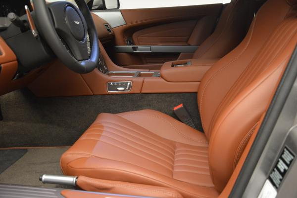 New 2016 Aston Martin DB9 GT Volante for sale Sold at Bentley Greenwich in Greenwich CT 06830 25