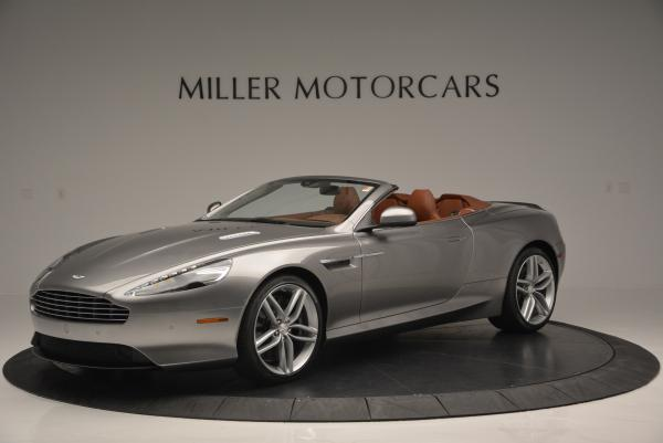New 2016 Aston Martin DB9 GT Volante for sale Sold at Bentley Greenwich in Greenwich CT 06830 3