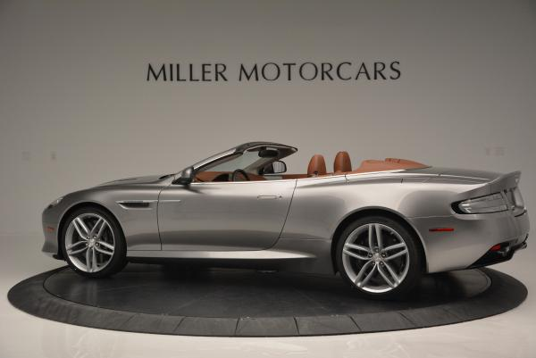 New 2016 Aston Martin DB9 GT Volante for sale Sold at Bentley Greenwich in Greenwich CT 06830 4