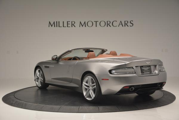 New 2016 Aston Martin DB9 GT Volante for sale Sold at Bentley Greenwich in Greenwich CT 06830 5