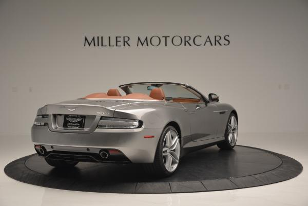 New 2016 Aston Martin DB9 GT Volante for sale Sold at Bentley Greenwich in Greenwich CT 06830 7