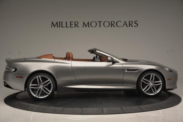 New 2016 Aston Martin DB9 GT Volante for sale Sold at Bentley Greenwich in Greenwich CT 06830 8