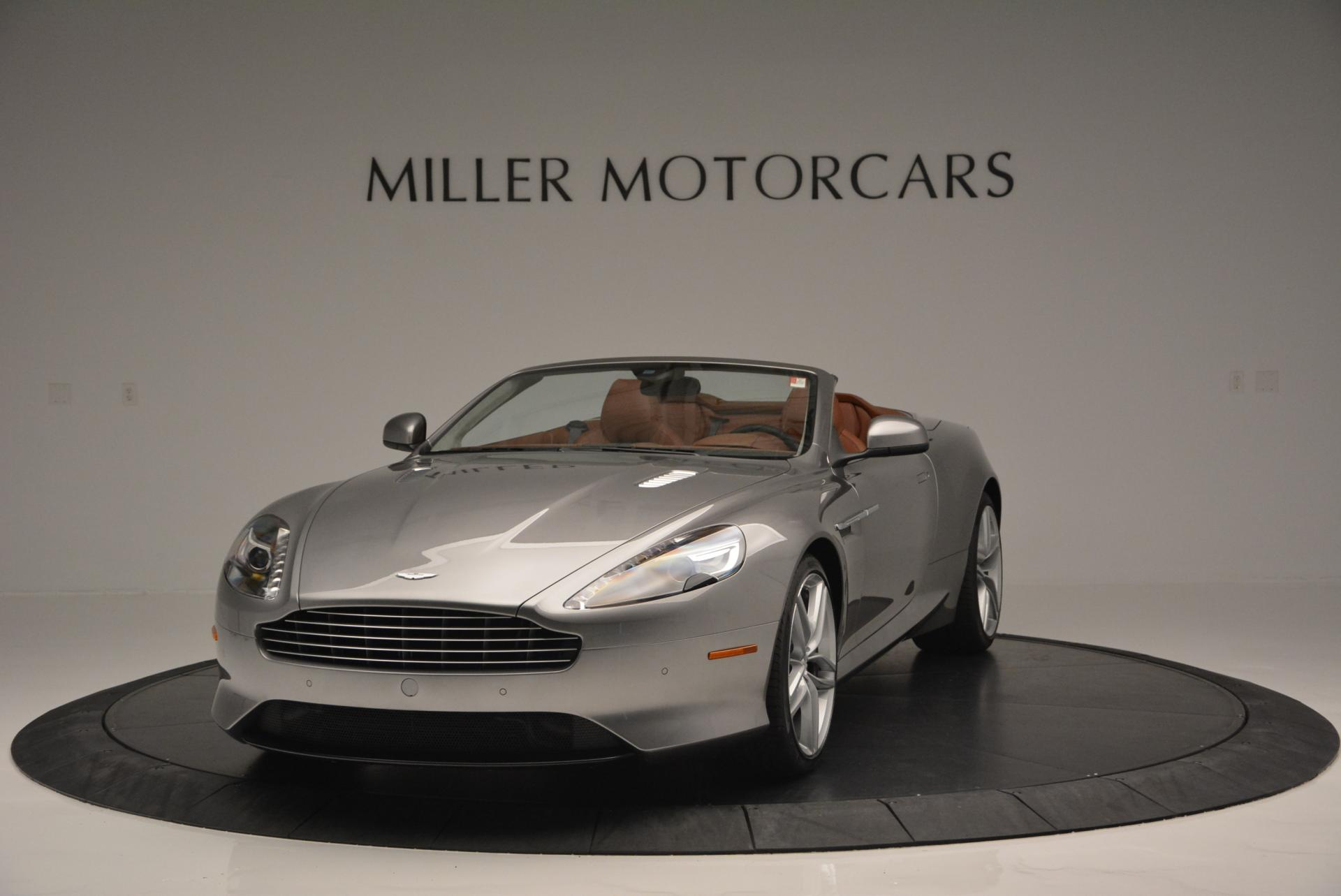 New 2016 Aston Martin DB9 GT Volante for sale Sold at Bentley Greenwich in Greenwich CT 06830 1