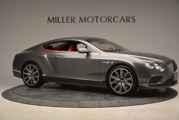 Used 2016 Bentley Continental GT Speed for sale Sold at Bentley Greenwich in Greenwich CT 06830 10