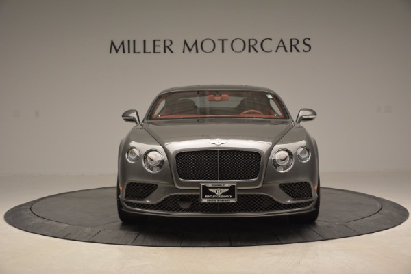 Used 2016 Bentley Continental GT Speed for sale Sold at Bentley Greenwich in Greenwich CT 06830 12