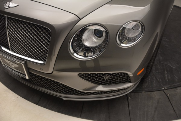 Used 2016 Bentley Continental GT Speed for sale Sold at Bentley Greenwich in Greenwich CT 06830 14
