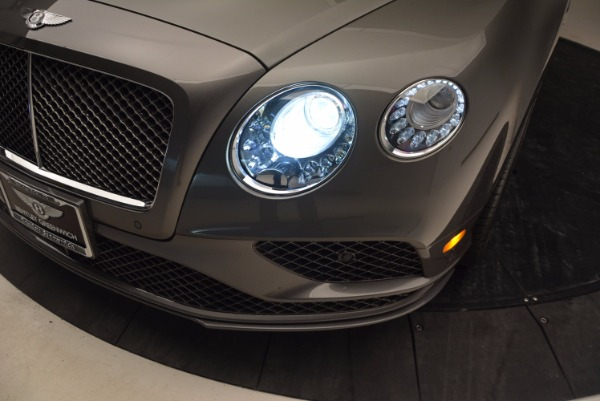 Used 2016 Bentley Continental GT Speed for sale Sold at Bentley Greenwich in Greenwich CT 06830 16