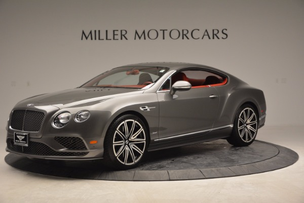 Used 2016 Bentley Continental GT Speed for sale Sold at Bentley Greenwich in Greenwich CT 06830 2