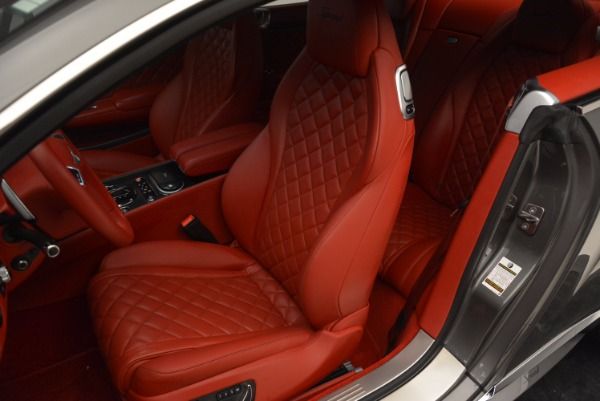 Used 2016 Bentley Continental GT Speed for sale Sold at Bentley Greenwich in Greenwich CT 06830 26