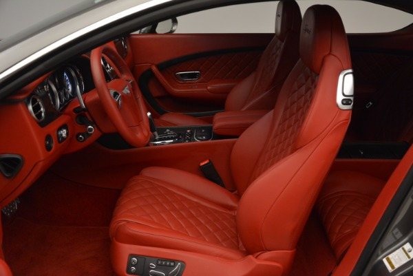 Used 2016 Bentley Continental GT Speed for sale Sold at Bentley Greenwich in Greenwich CT 06830 27
