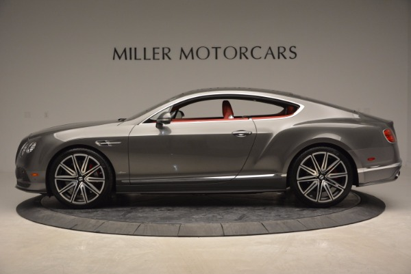 Used 2016 Bentley Continental GT Speed for sale Sold at Bentley Greenwich in Greenwich CT 06830 3