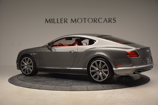 Used 2016 Bentley Continental GT Speed for sale Sold at Bentley Greenwich in Greenwich CT 06830 4