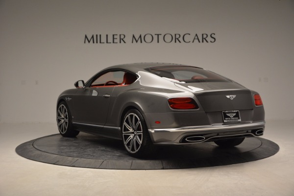 Used 2016 Bentley Continental GT Speed for sale Sold at Bentley Greenwich in Greenwich CT 06830 5
