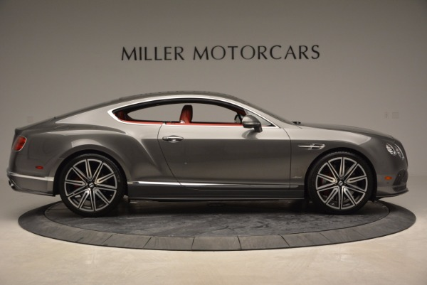 Used 2016 Bentley Continental GT Speed for sale Sold at Bentley Greenwich in Greenwich CT 06830 9