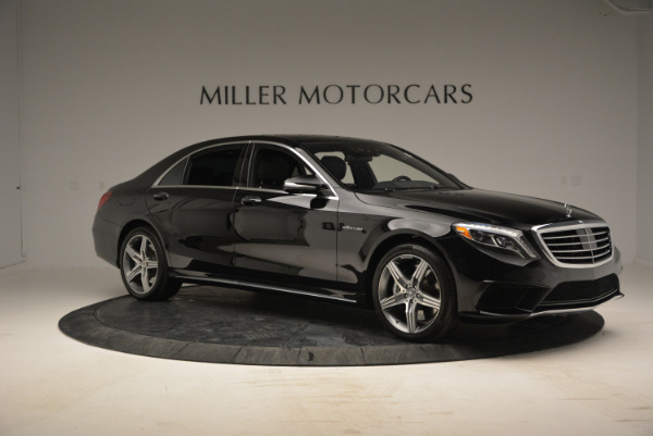 Used 2014 Mercedes Benz S-Class S 63 AMG for sale Sold at Bentley Greenwich in Greenwich CT 06830 10