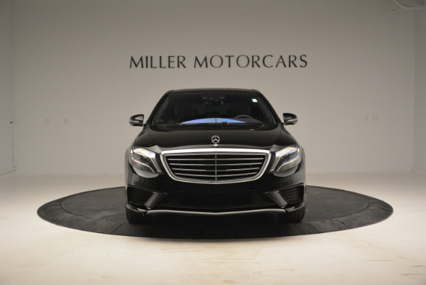 Used 2014 Mercedes Benz S-Class S 63 AMG for sale Sold at Bentley Greenwich in Greenwich CT 06830 12