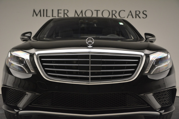 Used 2014 Mercedes Benz S-Class S 63 AMG for sale Sold at Bentley Greenwich in Greenwich CT 06830 13