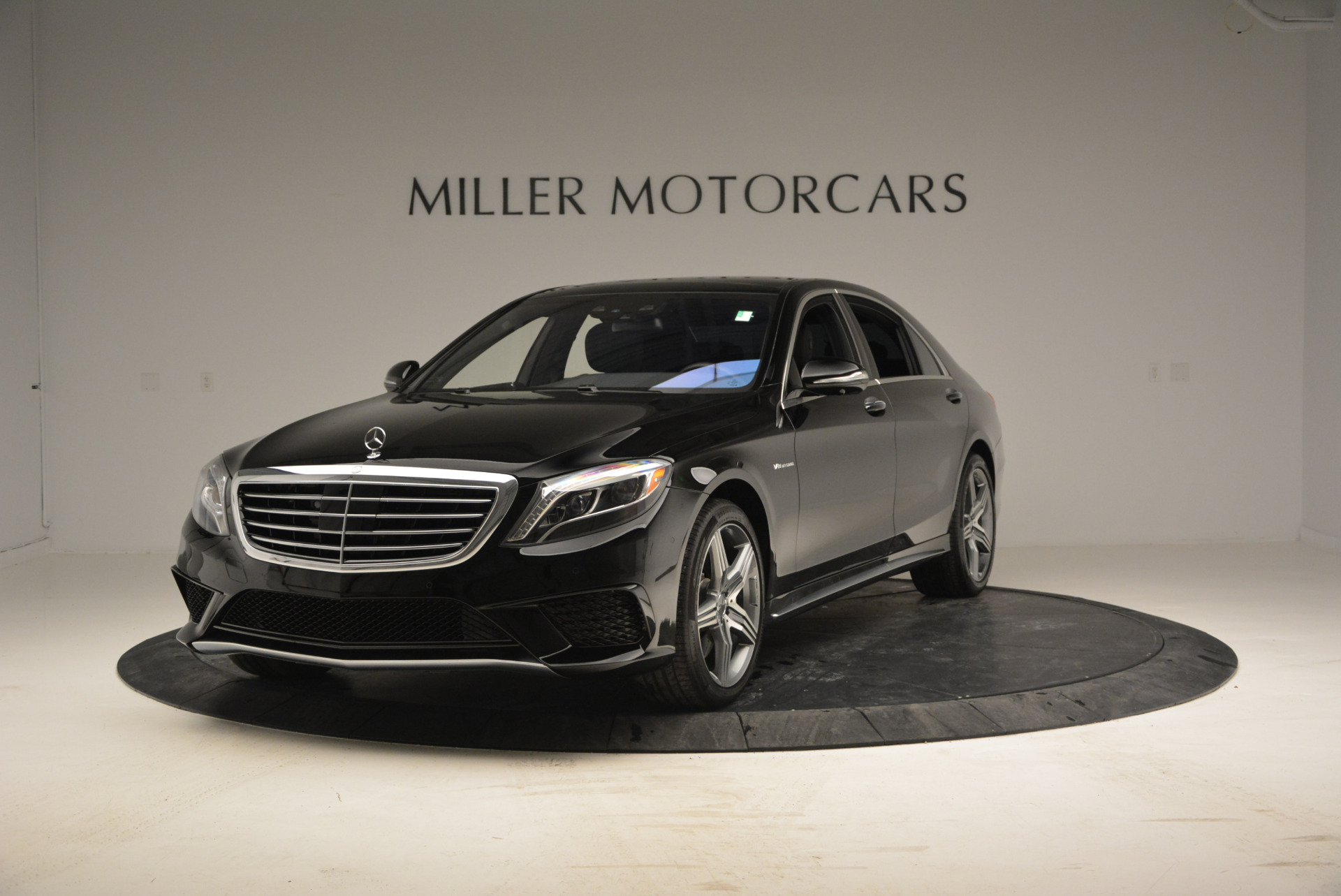 Used 2014 Mercedes Benz S-Class S 63 AMG for sale Sold at Bentley Greenwich in Greenwich CT 06830 1