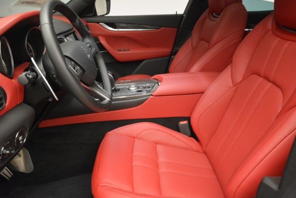 New 2017 Maserati Levante S for sale Sold at Bentley Greenwich in Greenwich CT 06830 14