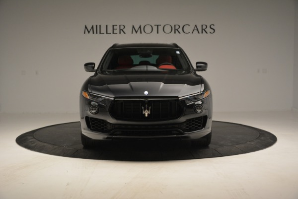 New 2017 Maserati Levante S for sale Sold at Bentley Greenwich in Greenwich CT 06830 12