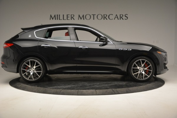New 2017 Maserati Levante S for sale Sold at Bentley Greenwich in Greenwich CT 06830 9