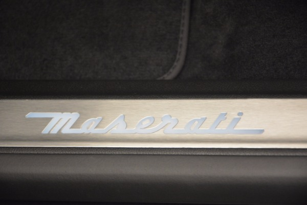 New 2017 Maserati Levante S for sale Sold at Bentley Greenwich in Greenwich CT 06830 16