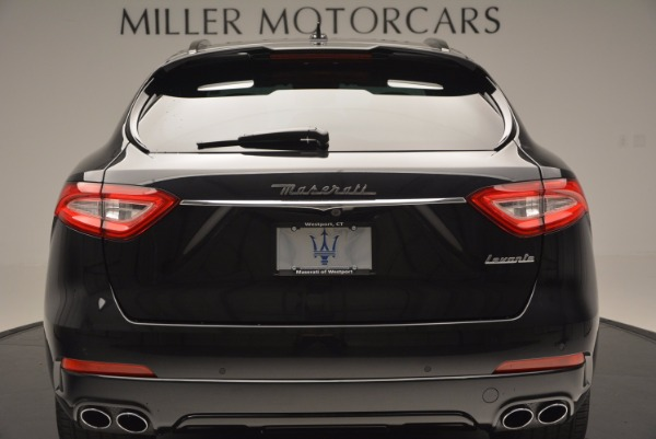 New 2017 Maserati Levante S for sale Sold at Bentley Greenwich in Greenwich CT 06830 28
