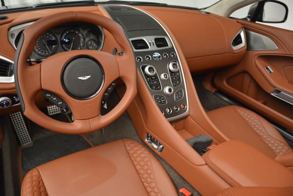 New 2016 Aston Martin Vanquish Volante for sale Sold at Bentley Greenwich in Greenwich CT 06830 21