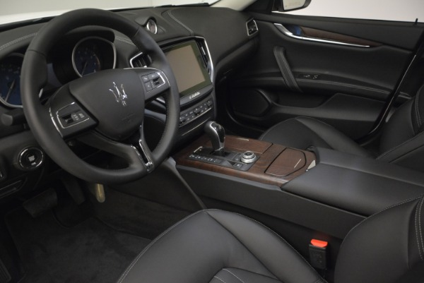 New 2017 Maserati Ghibli S Q4 for sale Sold at Bentley Greenwich in Greenwich CT 06830 14